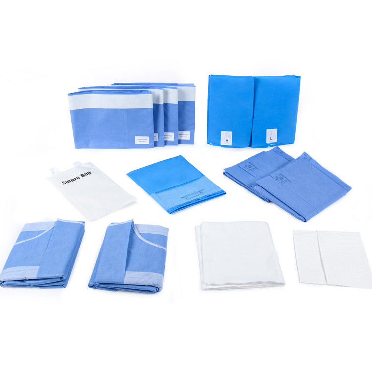 Latex Free Universal Disposable Sterile Surgical Drapes