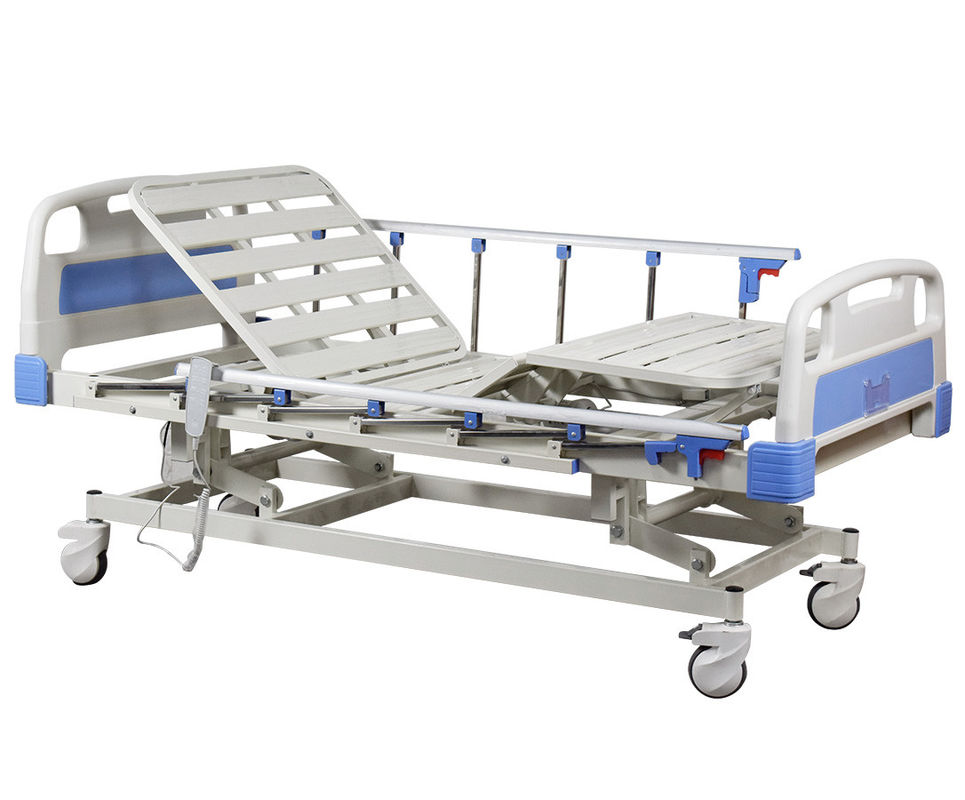 Multifunctional L2200*W940* H450 3 Function Electric Hospital Bed